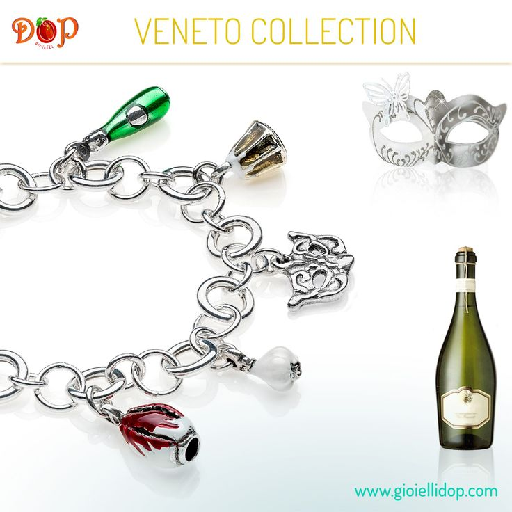 Discover #gioiellidop Veneto Collection. Sterling Silver and Enamels Costume Jewelry, entirely handmade in Italy. Create your favorite recipe