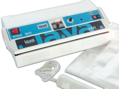 Vakuumbeutel von Foodsaver, Solis, Lava, Genius sowie Rollen & LAVA Vakuumgeräte