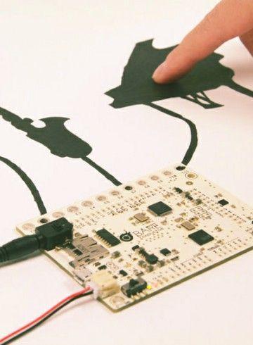 Workshop Touchboard