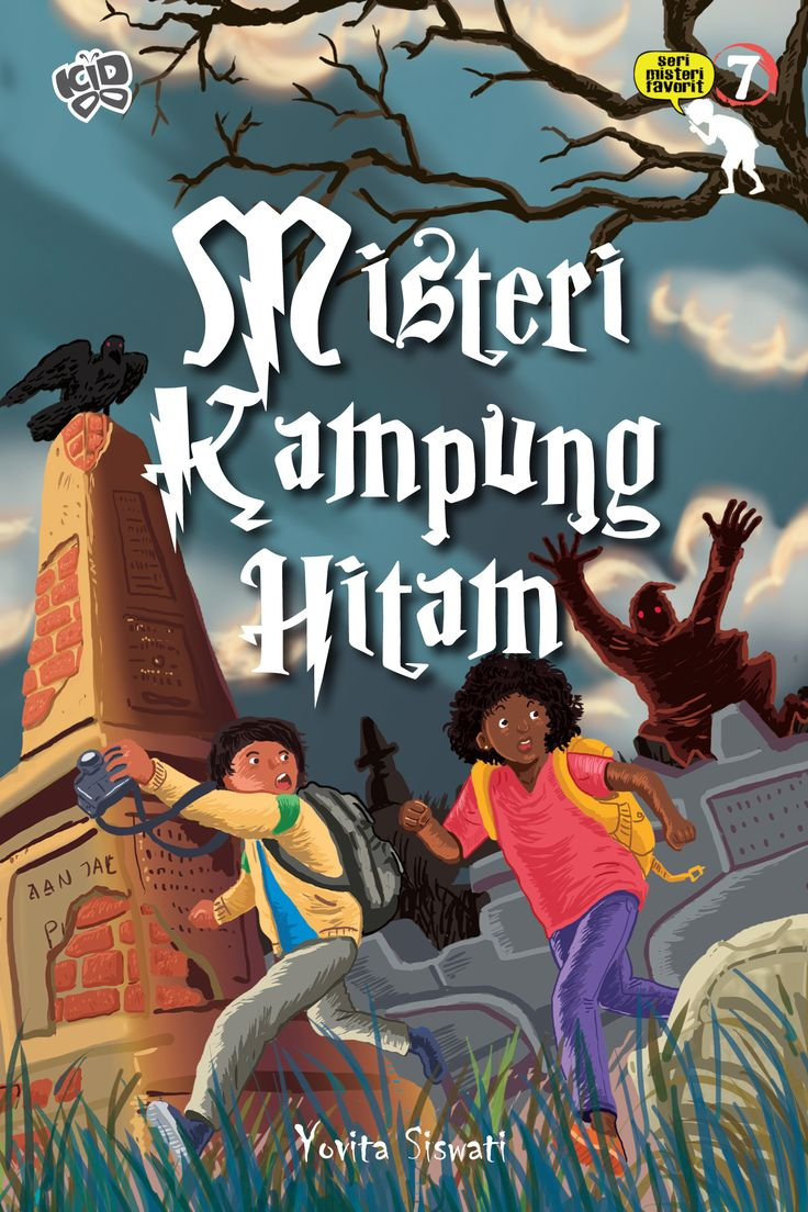 Seri Misteri Favorit 7: Misteri Kampung Hitam by Yovita Siswati :)