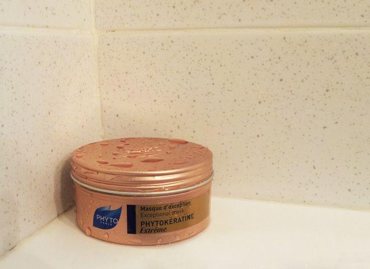 PhytoKératine Extrême, Phyto The ultimate haircare mask © beautyworkshop.gr