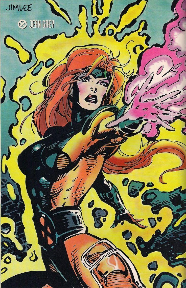 Marvel Girl - Jim Lee