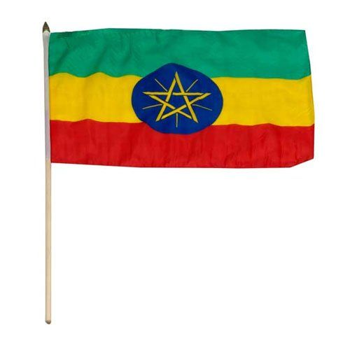 Us Flag Store Ethiopia Flag, 12 by 18-Inch *** You can find out more details at the link of the image.