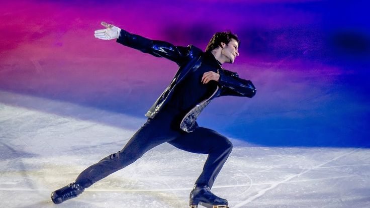 Stéphane Lambiel / Art on Ice Dancers / James Morrison / Slave To The Mu...