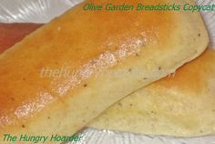Olive Garden Breadsticks Copycat - I'm not sure about anyone else but the number one reason that brings me back to Olive Garden is their signature breadsticks. Their salad is very good as well, but even better when served with their breadsticks. These tasted exactly like the real deal. No more take out for me.