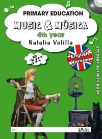 Natalia Velilla: Music &  Música, Volumen 4 (Student Activity Book) MK18819 http://www.carisch.com/esp/producto.asp?sku=MK18819