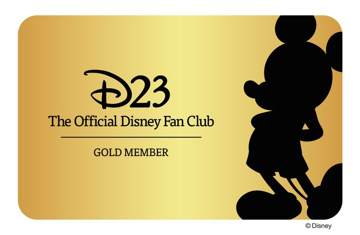 """D23 Expo starts on Friday morning and we have had a few people ask """"what happens if my Gold D23 Membership card hasn't arrived before Expo?"""" First let's address WHO is the Gold D23 Member as there is a lot of confusion with this. The person who bought the membership through the Disney Store is … Continue reading »"""