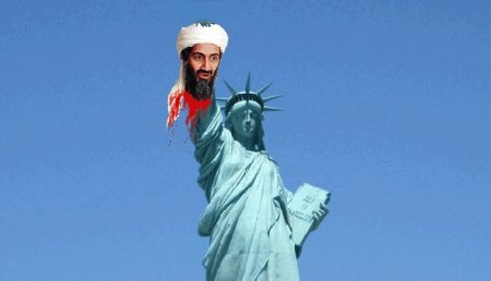 President Obama to Parade Bin Laden's Head on a Pike