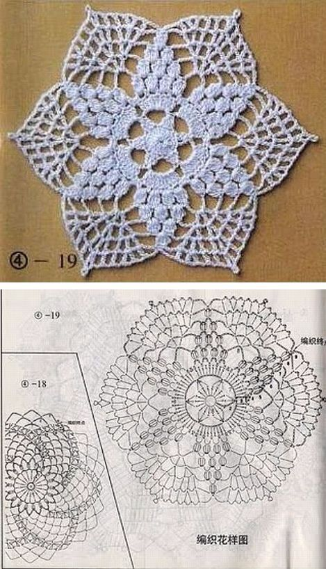 2087 best crochet new ideas images on Pinterest | Bedspreads ...