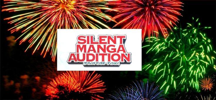 Silent Manga Audition 2014
