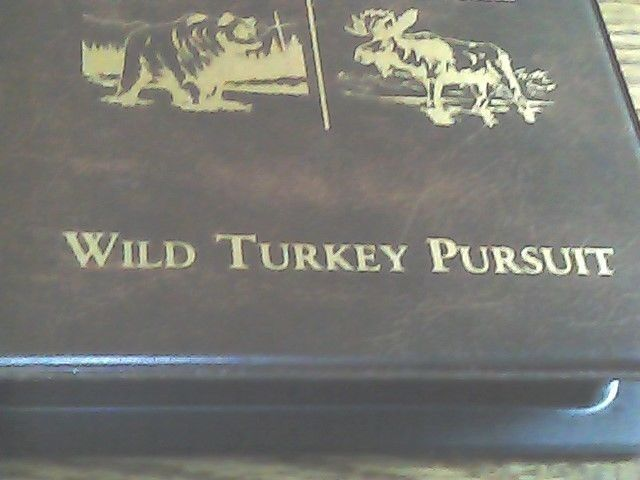 NORTH AMERICAN HUNTING CLUB WILD TURKEY PURSUIT.