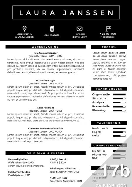 3 cv resume templates in one package creative template in 3 different color schemes 3 different color cv resume templates in one package - Sample Cv Resume