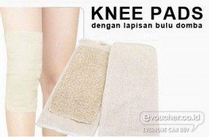 Knee Pads Bulu Domba Yang Menghangatkan & Meminimalkan Potensi Cedera Lutut Hanya Rp.59,000 - www.evoucher.co.id #Promo #Diskon #Jual  Klik > http://www.evoucher.co.id/deal/Knee-Pads-Bulu-Domba  Knee Pads Bulu Domba akan menghangatkan lututmu sehingga dapat mencegah sakit rematik khususnya pada manula. Knee Pads ini juga akan Meminimalkan potensi cedera lutut serta Membantu memberikan kompresi bagi lutut lemah atau pasca oprasi masalah lutut, strain, arthritis  pengirim