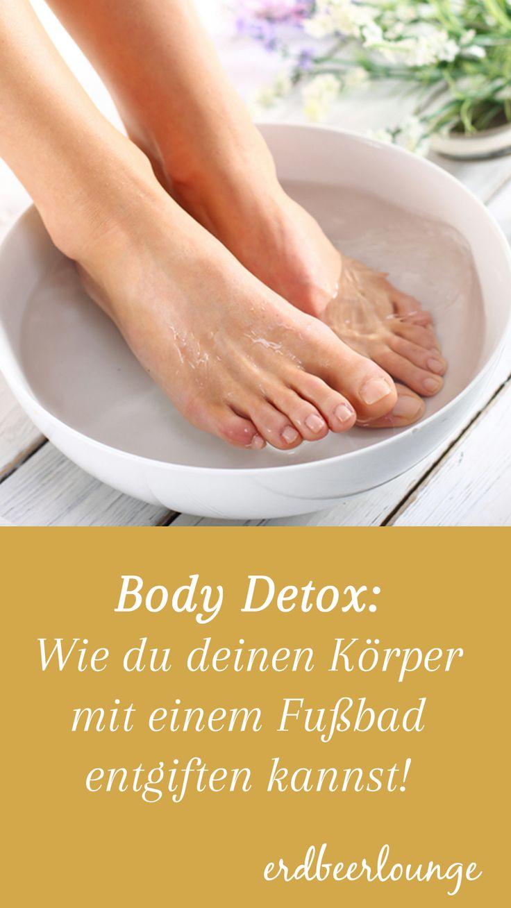Es klingt verlockend: Statt sich einer mehrwöchigen Detox-Kur zu unterziehen, während der man nur Wasser, Tee und Säfte zu sich nehmen darf, soll man jetzt den Körper auf wesentlich entspanntere Art und Weise von Giftstoffen befreien können. Wie? Mit einem Fußbad! Wie die Body-Detox-Methode funktioniert, erfährst Du hier.