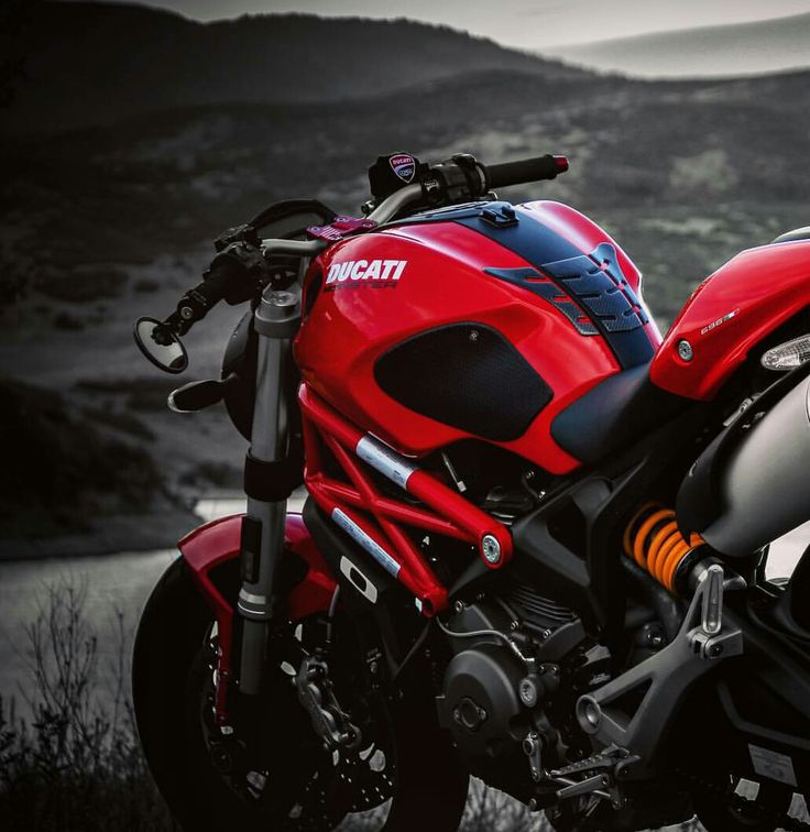 Ducati Monster 696                                                                                                                                                                                 More