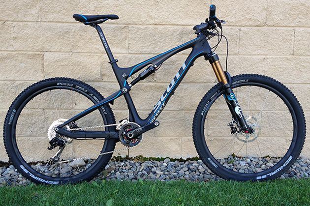 Preview: Scott Bike's 650b Genius 700 and 29er Genius 900