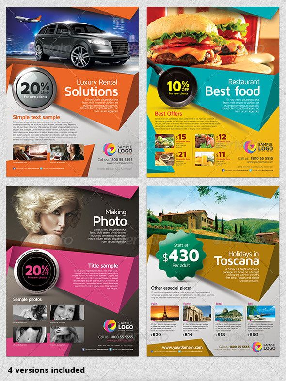 14 best Business Flyers images on Pinterest Business flyers - computer repair flyer template