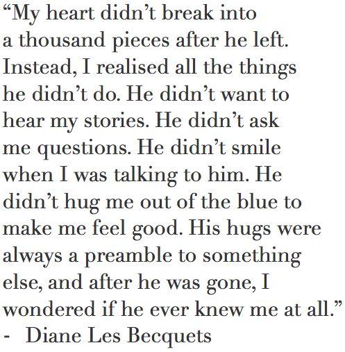 This is so me right now, and I'm so glad he's gone.