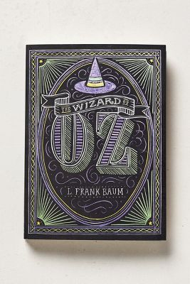 Wizard of OZ #AnthroFave