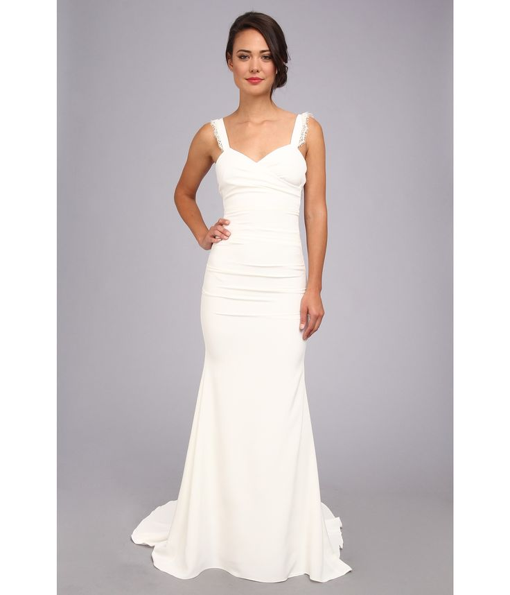 10 best Nicole Miller and katie may Wedding dresses images on ...