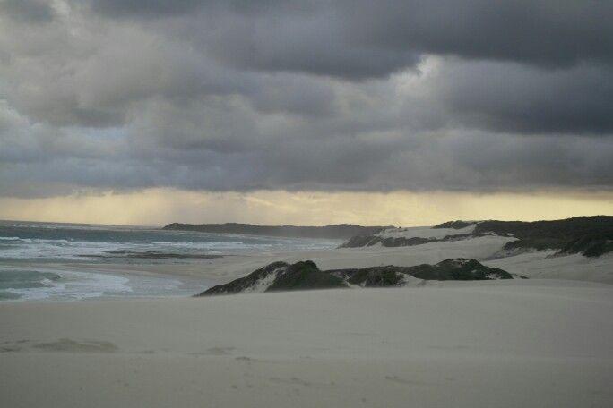 Port elizabeth south africa, winter..Sardinia Bay