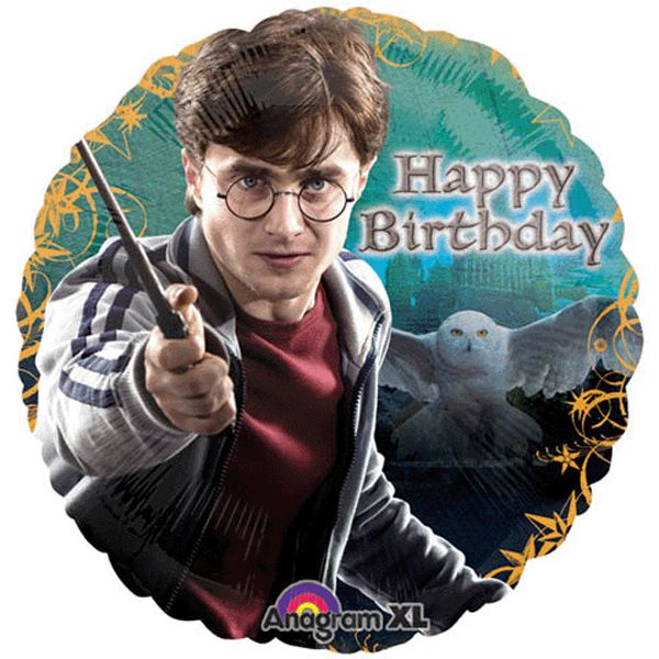 harry potter foil balloon available from httpstores