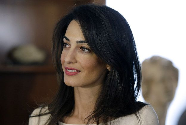"""Amal Clooney """"Threatened With Arrest"""" In Egypt"""