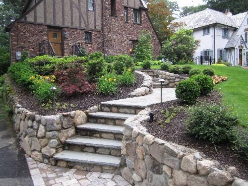 75 best retaining walls and pavers images on pinterest backyard