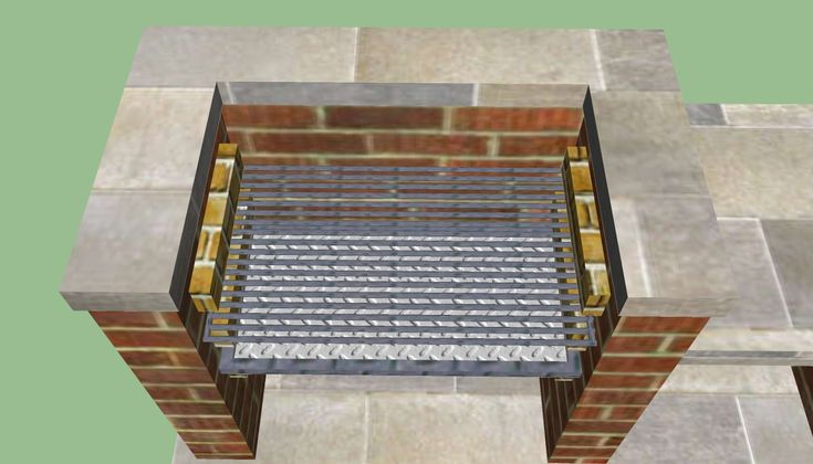 home made grills / fire pits | Bbq pit grill grate