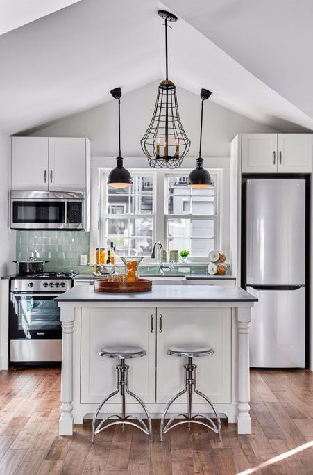 Elegant 19 Amazing Kitchen Decorating Ideas. Guest HousesTiny ...