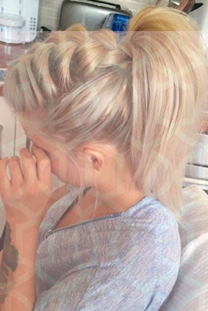 15+ Riesige Mädchenfrisuren Hübsche Ideen