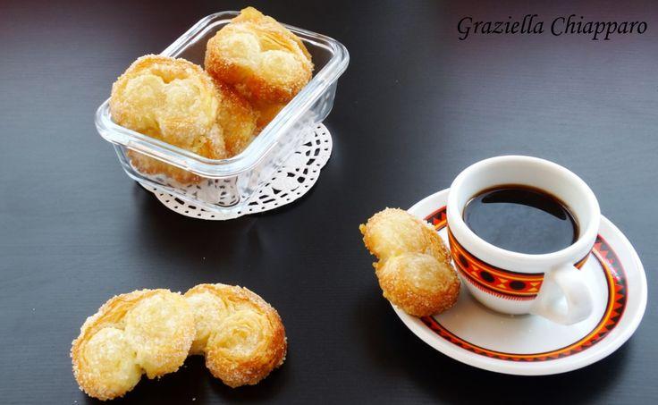 Ventagli+di+pasta+sfoglia+o+prussiane+|+Ricetta+facile