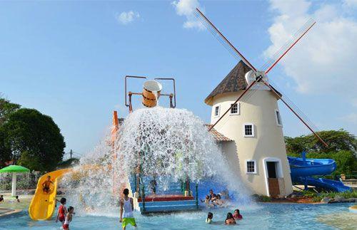 Berenang di Amsterdam Waterpark CUMA Rp 25.000,- saja!