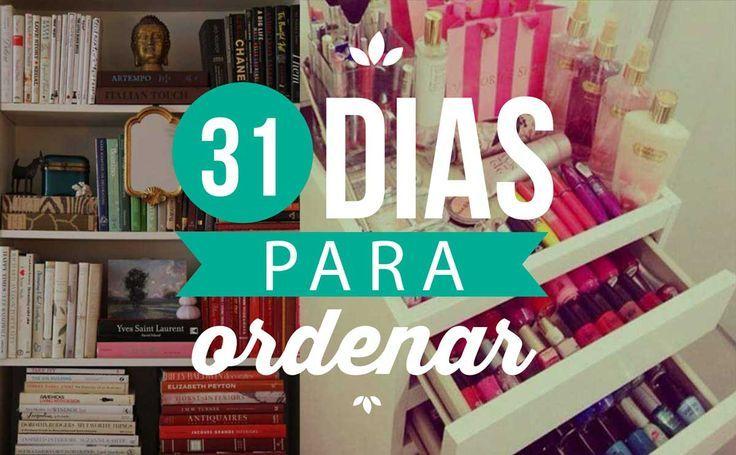 27 best deco images on pinterest home ideas organization ideas and bedrooms - Ordenar la casa ...