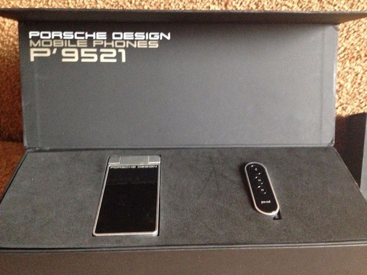 Porsche design p 39 9521 luxury mobile phone p9521 p 9521 for Mobel luxus designer