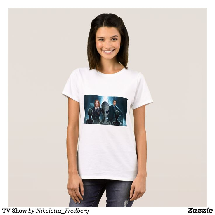 TV Show T-Shirt - Fashionable Women's Shirts By Creative Talented Graphic Designers - #shirts #tshirts #fashion #apparel #clothes #clothing #design #designer #fashiondesigner #style #trends #bargain #sale #shopping - Comfy casual and loose fitting long-sleeve heavyweight shirt is stylish and warm addition to anyone's wardrobe - This design is made from 6.0 oz pre-shrunk 100% cotton it wears well on anyone - The garment is double-needle stitched at the bottom and sleeve hems for extra…