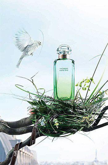 Hermes Un Jardin Sur Le Toit Eau De Toilette Natural