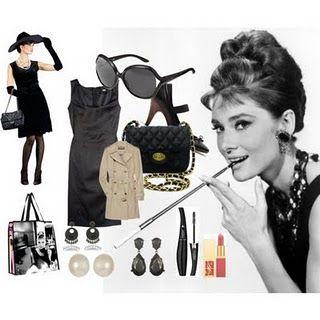 Audrey Hepburn. So classy!
