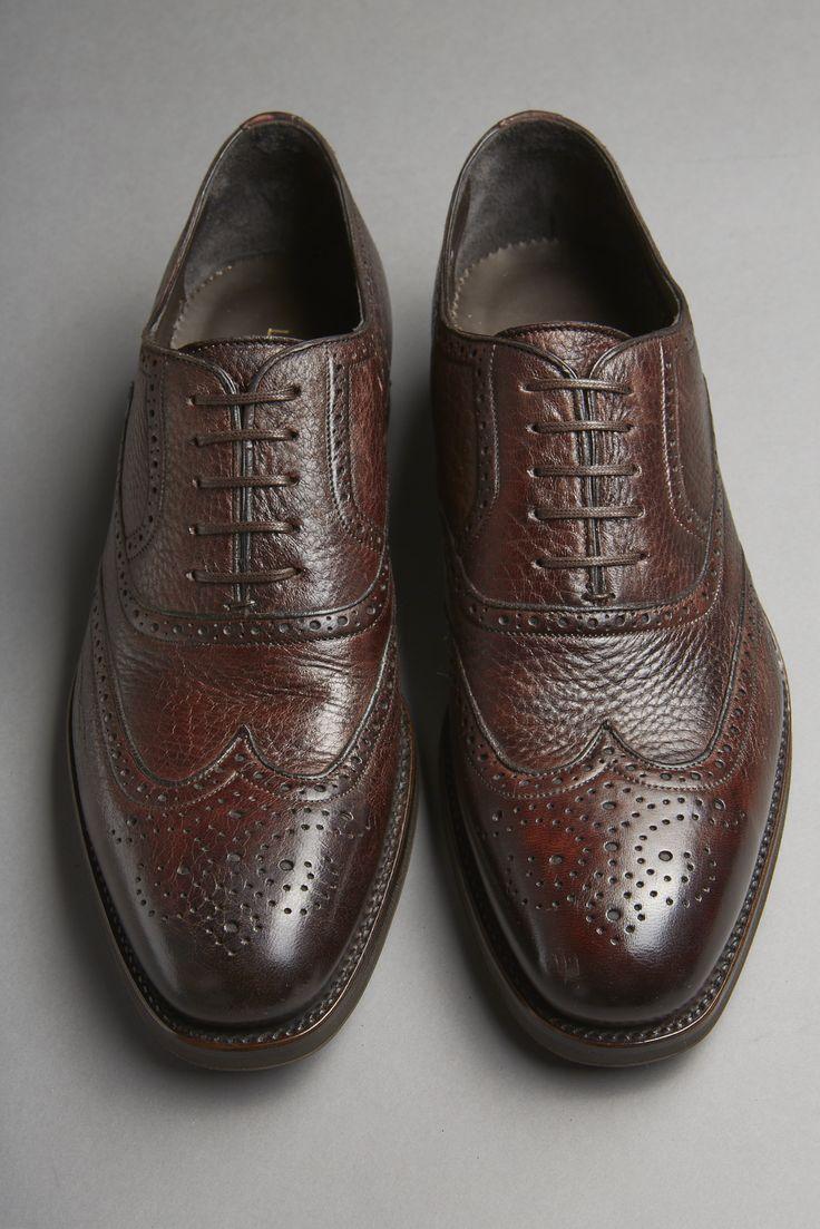 True craftsmanship for Larusmiani FW15/16 Men's shoes Collection