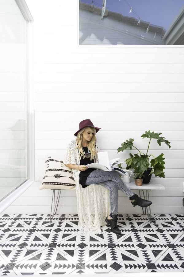 Home Tour Amber Thrane of Dulcet Creative