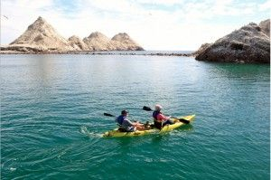 Activities/Excursion Directory for Rocky Point  Puerto Peñasco aka Rocky Point Arizona's closest beach & the water is a lot nicer, warmer and bluer, than southern California's!!! It's about a few hour drive from my door in Tucson great day trip or weekend trips.