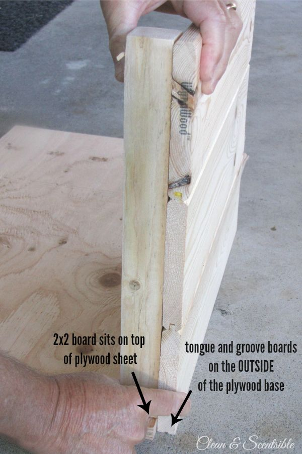 DIY Wooden Crate Tutorial – DIY