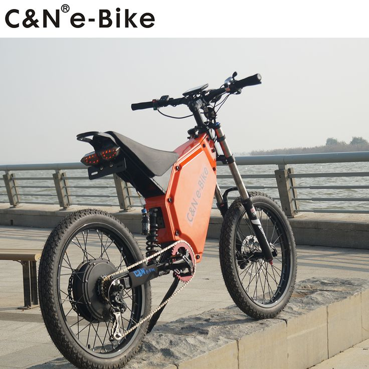 2017 Popular Powerful 72v 3000w Electric Bike Electric Motorcycle Mountain Bike for sale #Affiliate
