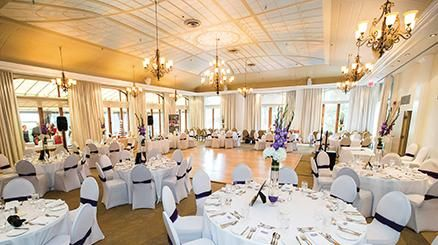 Mariages | Manoir Rouville-Campbell