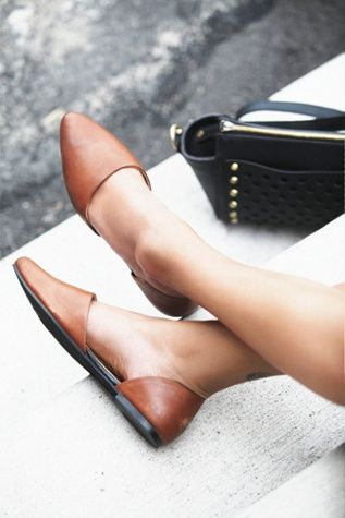 Free People Solid Rajah Flat on shopstyle.com