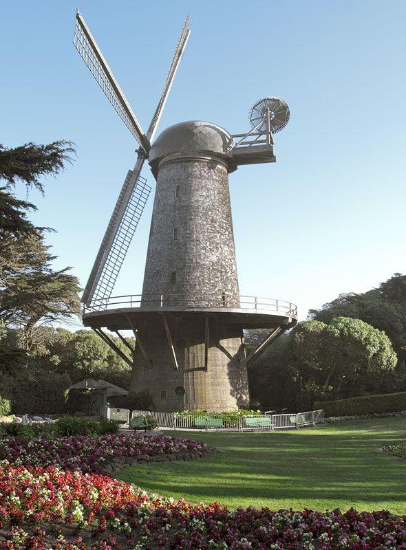 San Francisco Landmark #147: Dutch Windmill