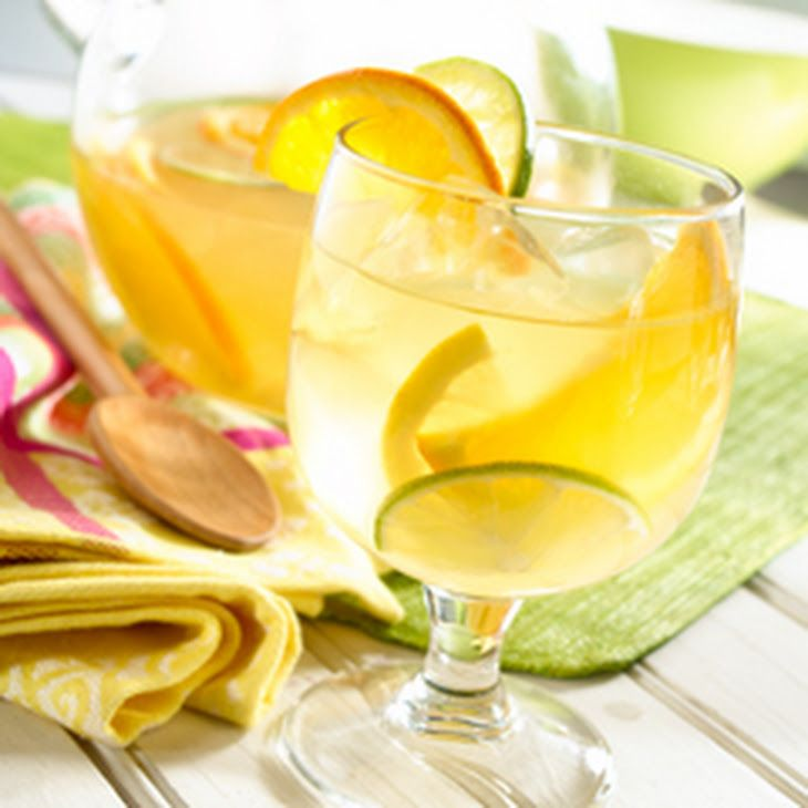 how to make lipton diet green tea with citrus