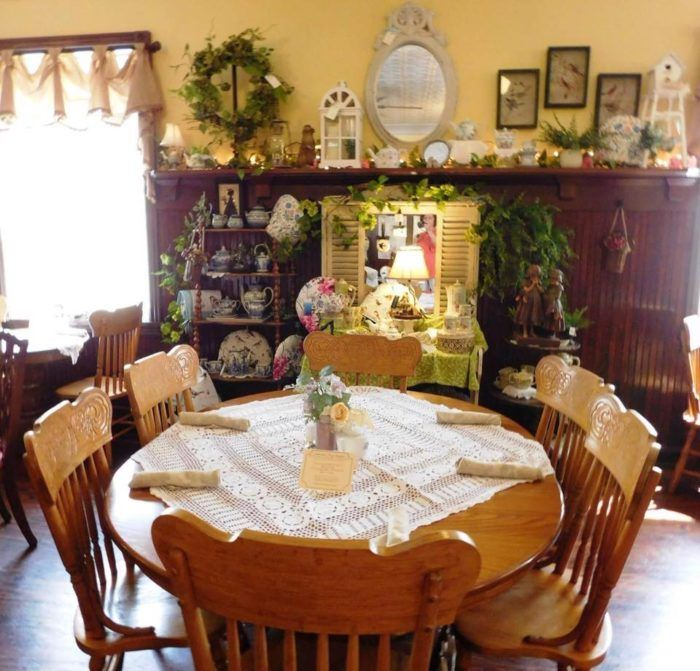 Superb The Whimsical Tea Room In Tennessee Thats Like Something Interior Design Ideas Clesiryabchikinfo