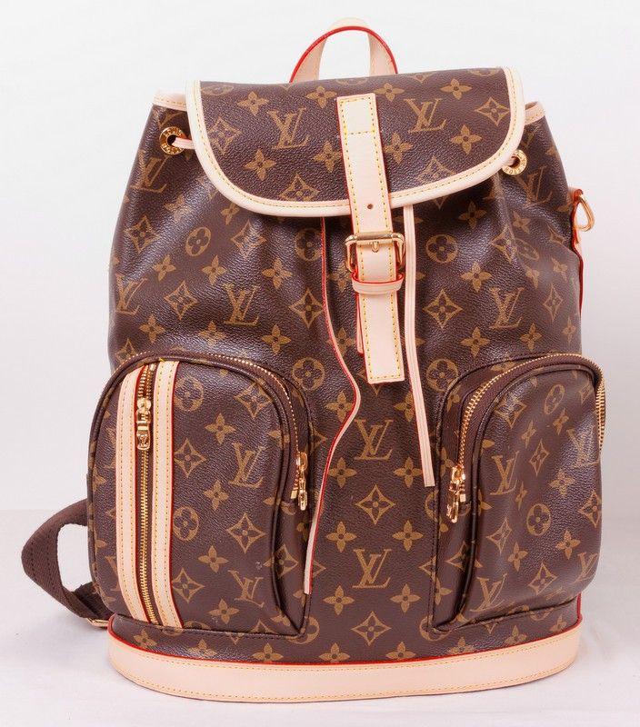 Рюкзак Louis Vuitton (Луи Виттон)  Bosphore Backpack