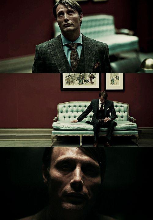 Hannibal - cinematography